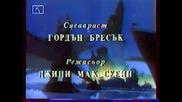 Чернокрилият паток - българско начало и край