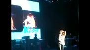 Ashley Tisdale - Hot Mess @ Kiss 108 Concert 2009