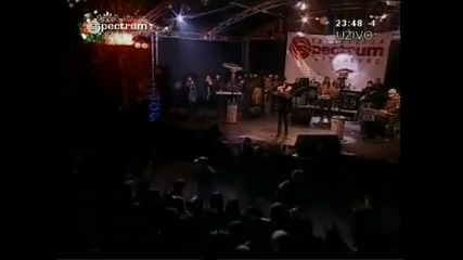 Ceca - Mrtvo more - (LIVE) - Lazarevac - (TV Spectrum 2009)