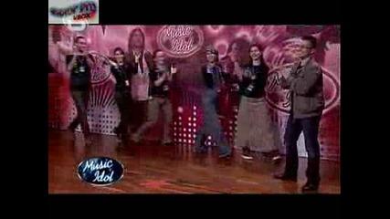 Music Idol 3 - marin