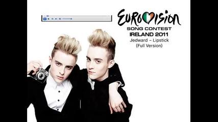 Jedward - Lipstick Esc 2011 D