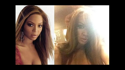 Открийте 5-те разлики - Азия (азис) или Beyonce??? Вие преценете :d