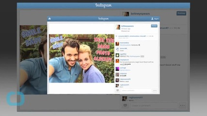 What Brittney's Really Thinking in Selfie With Boyfriend Charlie Ebersol
