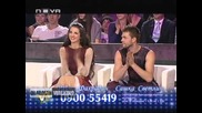 Vip Dance Финал - Деси Слава в подкрепа на Райна и Фахрадин