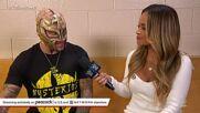 Liv Morgan, Rey Mysterio and Bianca Belair talk some smack: Talking Smack, Sept. 24, 2021