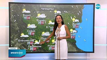 Прогноза за времето (04.08.2021 - следобедна емисия)