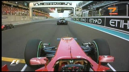 F1 Гп Абу Даби 2010 [1/4]