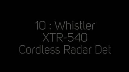 10 най добри радар детектора
