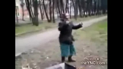 Baba tancyorka