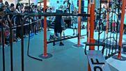 Йордан Йовчев и стрийт фитнес талантите