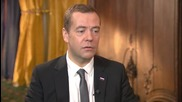 Germany: Medvedev 'cautiously optimistic' about Syria deal