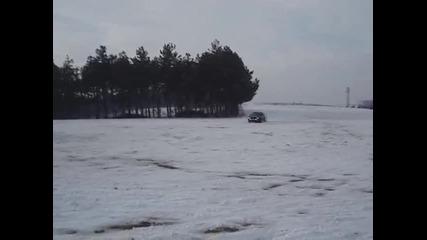 Vw Corrado G60 Snow Fun
