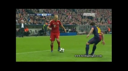 Байерн Мюнхен 4:0 Барселона