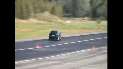 Audi S2 - Dragrace