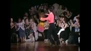 Sergey Surkov and Melia - Samba - Profesional Latin