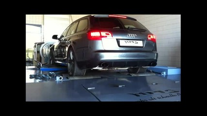 Audi Rs6 V10 Fsi Soundfile Pufstand