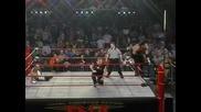C M Punk & Julio Dinero vs. Sandman (14.01.2004)