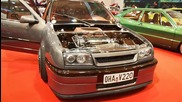 Opel Vectra Ax 2000 at Essen Motorshow - Exterior Walkaround