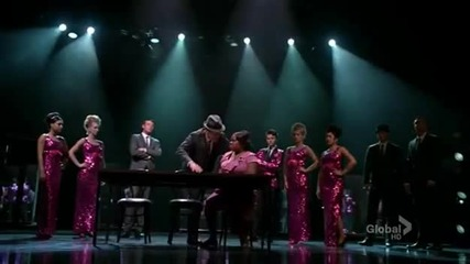 Glee - Клуб Веселие - It's all over (от филма Dreamgirls)