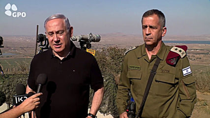 Israel: Military thwarts Iranian 'drone' attack in Golan Heights, says Netanyahu