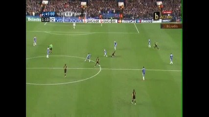 Челси Барселона 1:0 полуфинал