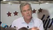 Jeb Holds Court at Republican Confab