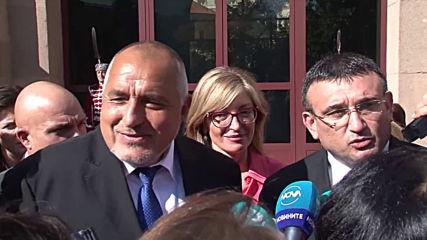 Маринов: Адвокатът на Полфрийман е внесъл искане той да бъде освободен от Бусманци