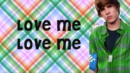 Бг Превод Justin Bieber - Love Me