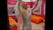 Сексапилният ангел Камелия представя къщата на Vip Brother 3