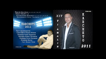 Karcheto-tu mo vilo tare 2012
