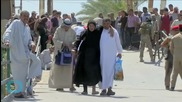 Islamic State Tightens Grip on Captured Iraqi City