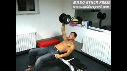 Milko Bench Press