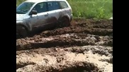 Subaru Forester offroad