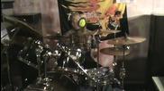 Малък талант свири Ozzy Osbourne - Barg at the Mooon