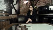 Tarja about 5. Witch-hunt - track by track from Turunen album The Brightest Void [ hd ]