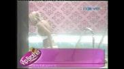 Vip Brother 2 - Десислава влиза в джакузито