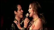 Jennifer Lopez Feat. Marc Anthony - Por Arriesgarnos (live)