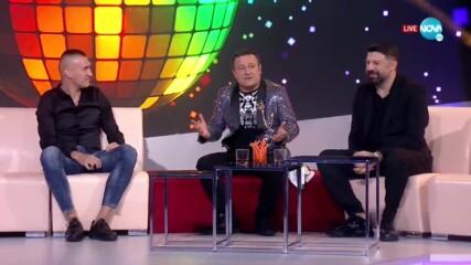 """Мартин Камбуров в """"Забраненото шоу на Рачков"""" (03.10.2021)"""