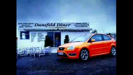Top Gear - Ford Focus St