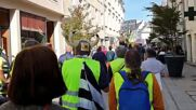 France: Tear gas deployed against health pass protesters in Vannes