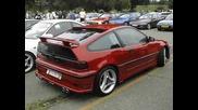 Honda Crx Vtec Turbo.wmv