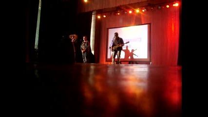 Ден на Таланта Тг - Бургас Zz Top 05 май 2010