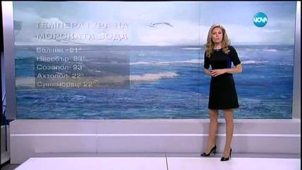 Прогноза за времето (29.06.2015 - централна)