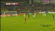 12.10.14 Люксембург - Испания 0:4 *квалификация за Европейско първенство 2016*
