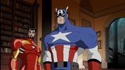 Отмъстителите: Най-могъщите герои на Земята с аудиото на трейлъра на Капитан Америка 3 (2016)