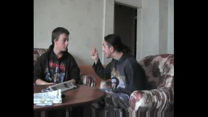 Dani & Emo strashen vic