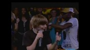 Justin Bieber във филма School Gyrls