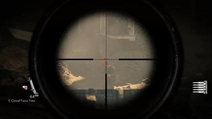 Sniper Elite V2 Малко Убийства