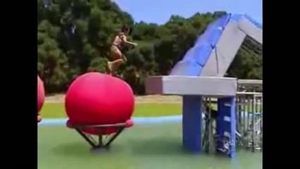 Wipeout - Най - тъпата състезателка