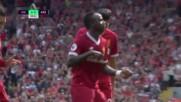 Ливърпул - Арсенал 4:0 27.8.2017 Всички Голове